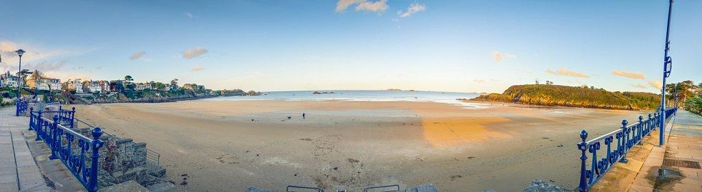 Saint-Lunaire Beach